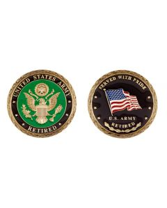 Challenge Coins - Military