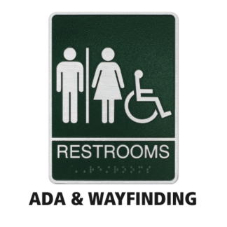 ADA and Wayfinding Signs