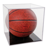 Sports Ball Display Cases